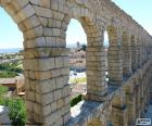 Akwedukt w Segowii, Hiszpania