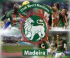 CS Maritimo Funchal, na Maderze, portugalski klub piłkarski