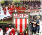 AS Monaco, który gra w lidze francuskiej