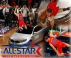 Blake Griffin jest nowym królem 2011 NBA Slam Dunk