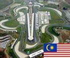 Sepang International Circuit - Malezja -