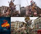 - Łowca poluje - zwycięzca Fallas 2011 roku. Festiwal Fallas obchodzony jest od 15 do 19 marca w Walencji w Hiszpanii.