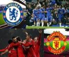 Liga Mistrzów - Liga Mistrzów UEFA Ćwierćfinał 2010-11, Chelsea FC - Manchester United
