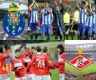 UEFA Europa League, Ćwierćfinał 2010-11, FC Porto - Spartak Moskwa