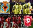 UEFA Europa League 2010-11 ćwierćfinały, Villarreal - Twente