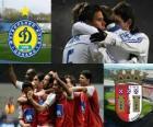 UEFA Champions League, Ćwierćfinał 2010-11, Dynamo Kijów - Braga