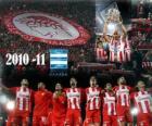 FC Olympiakos Liga Mistrzów 2010-11 grecki