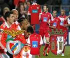 UEFA Europa League 2010-11 półfinale, Benfica - Braga