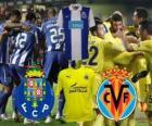 UEFA Champions League półfinale 2010-11, Porto - Villarreal