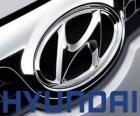 Logo Hyundai, marki samochodów w Korei Południowej