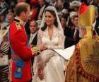 British Royal Wedding między Książę William i Kate Middleton, jeśli chcę