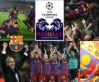 Fc Barcelona zakwalifikowała się do finału Ligi Mistrzów 2010-11