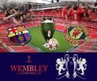 Finał Ligi Mistrzów 2010-11, Fc Barcelona vs Manchester United