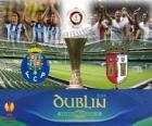 Europa League Final 2010-11 Braga vs Porto
