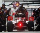 Mark Webber - Red Bull - Shanghai, 2011