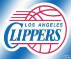 Logo Los Angeles Clippers, zespół NBA. Dywizja Pacyfiku, Konferencja zachodnia