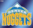 Logo Denver Nuggets, zespół NBA. Dywizja Północno-zachodnia, Konferencja zachodnia