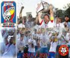 FC Viktoria Plzen, mistrz Czech Soccer League, Gambrinus Liga 2010-2011