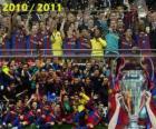 FC Barcelona, mistrz Liga Mistrzów UEFA 2010-2011