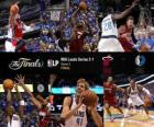 NBA Finals 2011, 3 gry, Miami Heat 88 - Dallas Mavericks 86