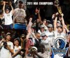 Dallas Mavericks 2011 Mistrzowie NBA