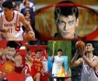 Yao Ming przechodzi na emeryturę z zawodowej koszykówki (2011)