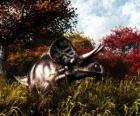 Zuniceratops było około 3 do 3,5 metra długości i 1 metr wysokości.