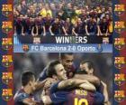 FC Barcelona mistrzem 2011 Superpuchar UEFA
