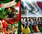 Dzień Niepodległości Meksyku. Upamiętnia 16 września 1810, początek walki z rządów hiszpańskich