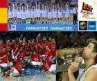 Hiszpania mistrzem EuroBasket 2011