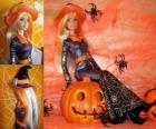 Barbie w Halloween