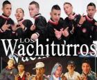 Wachiturros argentyńskiej grupy