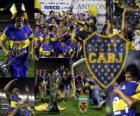 Boca Juniors, mistrz turnieju Apertura 2011, Argentyna