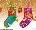 Boże Narodzenie buty