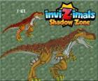 T-Rex. Invizimals Następny wymiar. Potężny T-Rex jest Invizimala dinozaurów