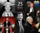 2011 FIFA prezydenckich Nagroda Alex Ferguson