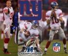New York Giants NFC mistrz 2011