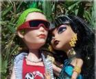 Cleo i Deuce, para potwory gimnazjum Monster High