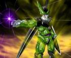 Cell, ostatecznym tworzenia Gero lekarza. Sztuczne formy życia utworzone za pomocą komórki z Goku i innych znaków
