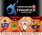 Final Four 2012 Istanbul koszykówki Euroliga