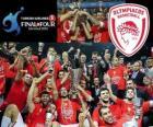 Olympiakos Pireus, Mistrzostwo Euroligi koszykówki 2012