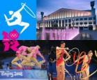 Gimnastyka artystyczna - 2012, Londyn -