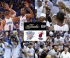 Finały 2012 - Oklahoma City Thunder kontra Miami Heat