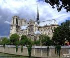 Katedra Notre-Dame, Paryż, Francja