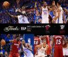 NBA Finals 2012, Mecz wygrany, Miami Heat 94 - Oklahoma City Thunder 105