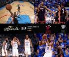 Finały NBA 2012, gra 2, Miami Heat 100 - Oklahoma City Thunder 96