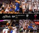 NBA finały 2012, 3rd gry, Oklahoma City Thunder 85 - Miami Heat 91