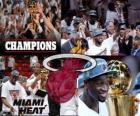 Miami Heat mistrz NBA 2012