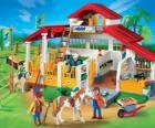 Playmobil hodowli