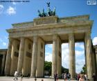 Brama Brandenburska, Niemcy